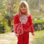 kostum_i_kuq_me_princeshe_per_femije_gral_albania