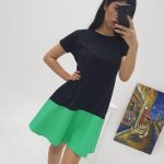 fustan_i_zi_me_jeshile_gral_albania