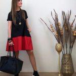 fustan_i_zi_me_te_kuqe_gral_albania